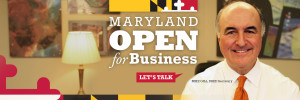 Maryland Open for Business - Secretary Mike Gill